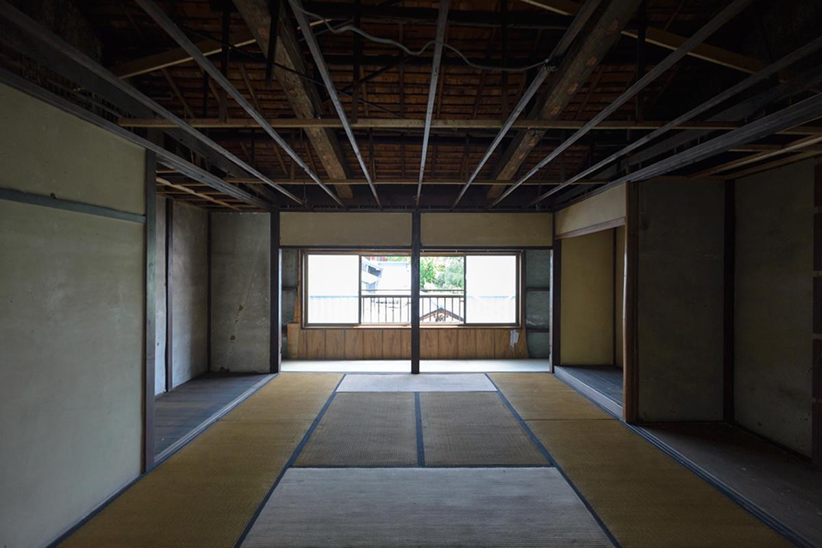 Authentic Kyo-Machiya at Nishijin